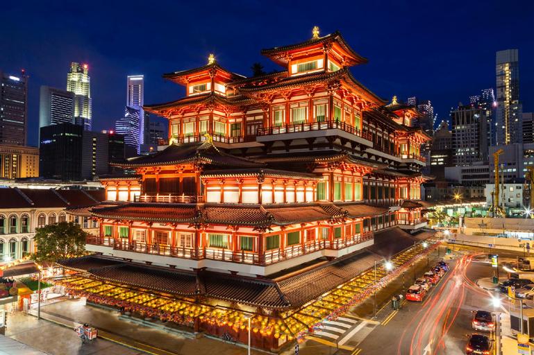 Santa Grand Hotel Lai Chun Yuen, Outram