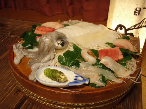 Kumomi Onsen Matsubaraso (Shizuoka), Matsuzaki