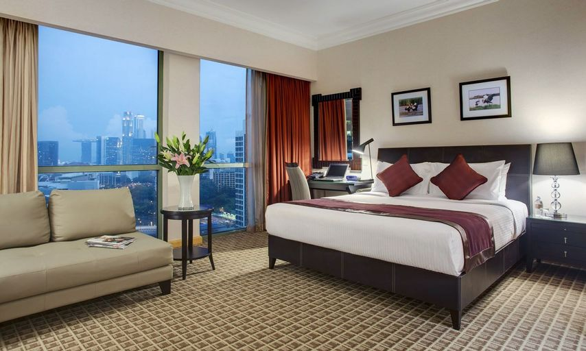 Grand Copthorne Waterfront, Singapore River