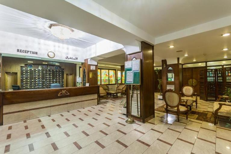 Cairo Khan Hotel, 'Abdin