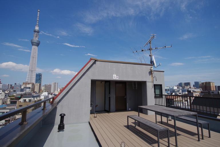Oak Hostel FUJI - Hostel, Taitō