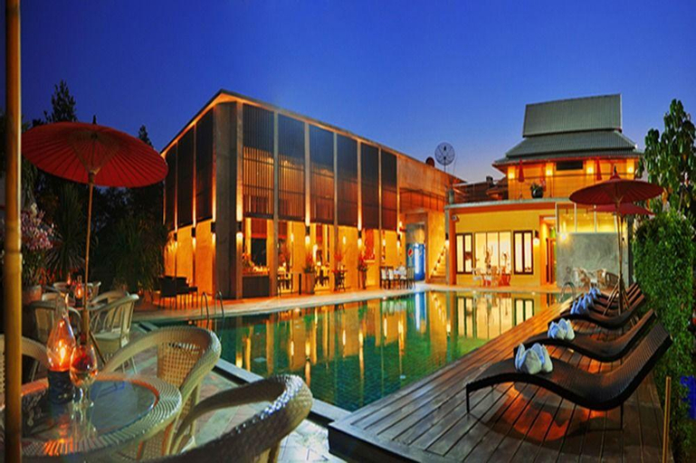 Poonyamantra  Resort, Mae Sai