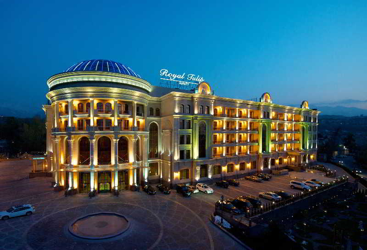 Royal Tulip Almaty, Almaty (Alma-Ata)