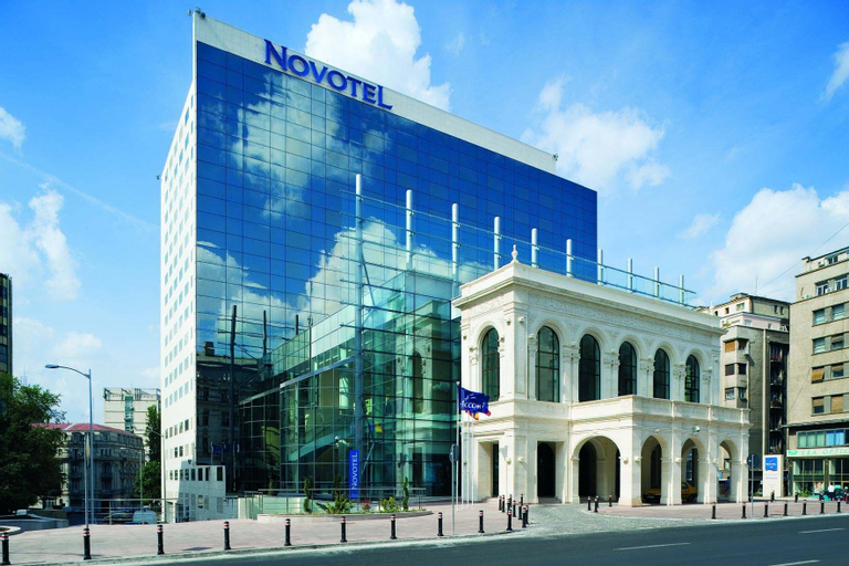 Novotel Bucharest City Centre, Municipiul Bucuresti