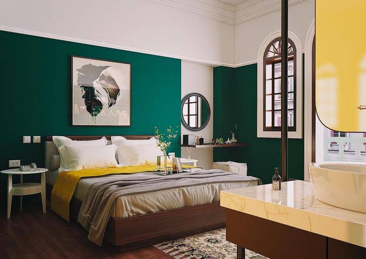The Poppy Villa & Hotel, Hai Bà Trưng