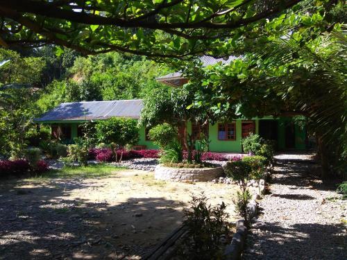 Jungle View Guest House, Langkat