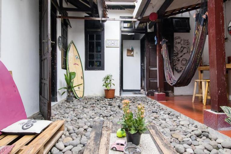 Luwabica Art'n'Coffee House, Yogyakarta