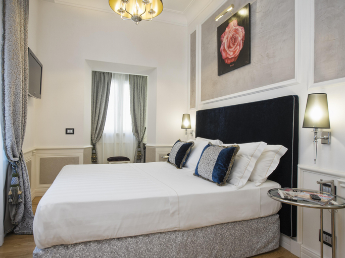 THE BRITANNIA HOTEL, Roma