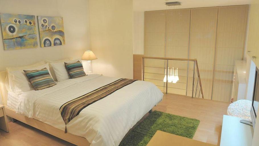 Duplex 21 Apartment, Wang Thonglang