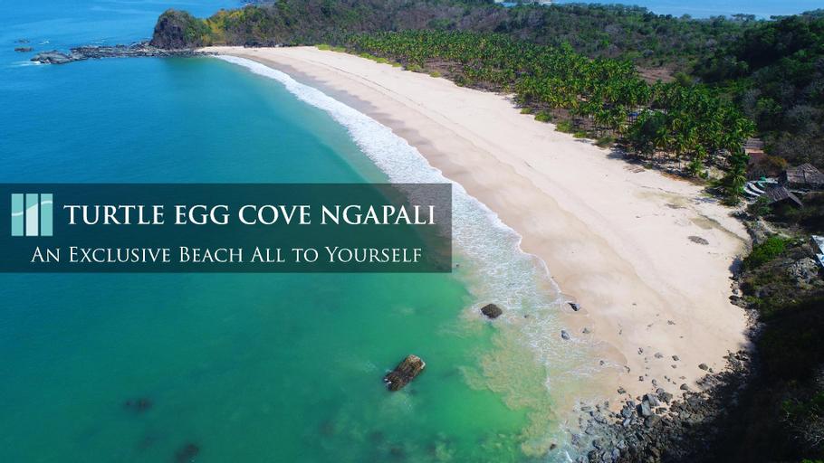 Turtle Egg Cove Ngapali - Exclusive Beach Eco Resort, Thandwe