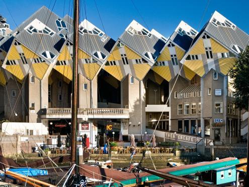 Stayokay Rotterdam, Rotterdam