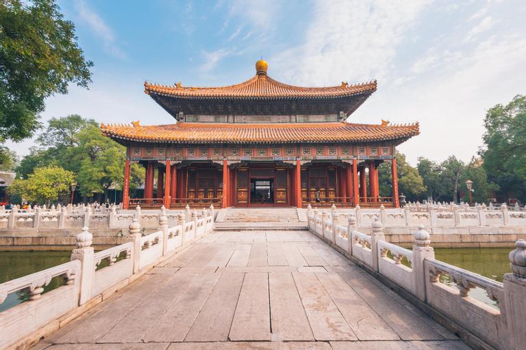 Youshishang Themed Apartment (Beijing Wudaokou Qinghua University), Beijing