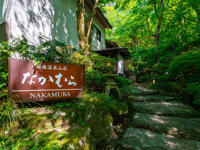 Sanso Nakamura, Hakone