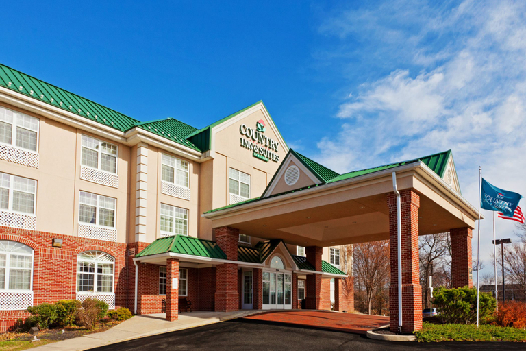 COUNTRY INN SUITES, New Castle