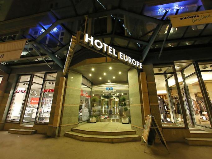 Hotel Europe Davos, Prättigau/Davos