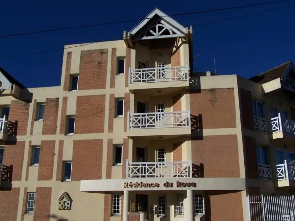 La Residence du Rova, Analamanga