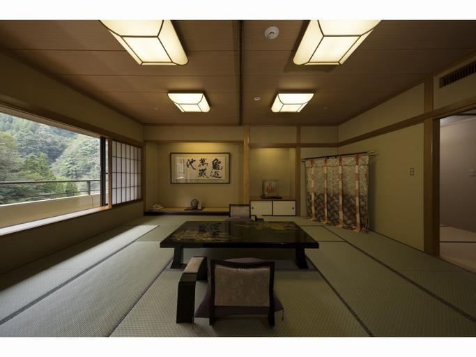 Tsuetate Onsen Hotel Hizenya, Hita