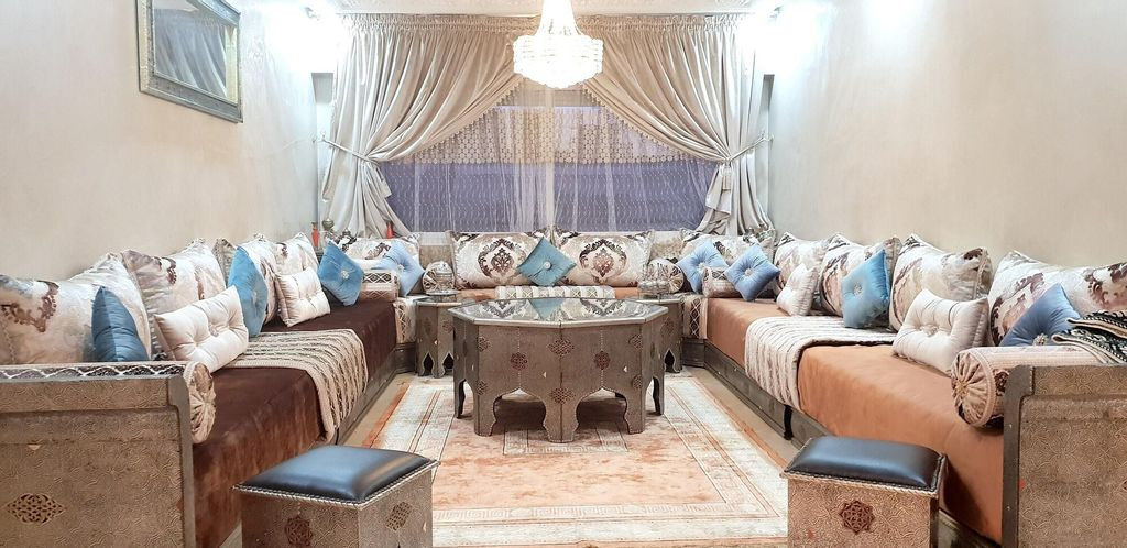 Apartment With 2 Bedrooms in Mohammédia, With Private Pool, Balcony an, Ben Slimane
