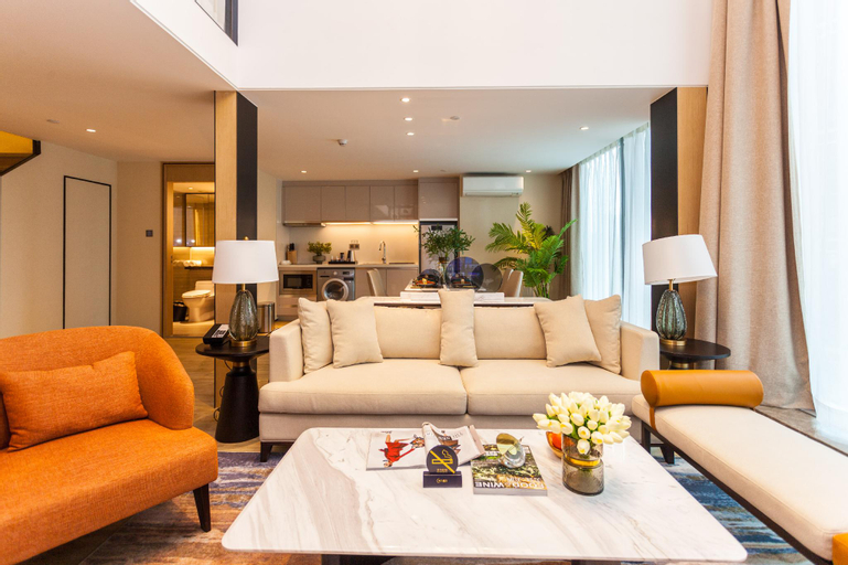 Cresher serviced apartments, North