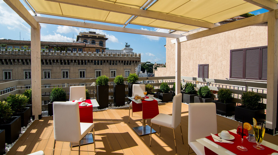 Hotel Piazza Venezia, Roma