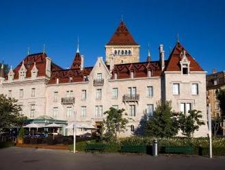 Château d'Ouchy, Lausanne