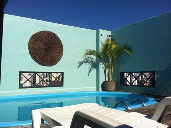 Azul Flat, Fortaleza