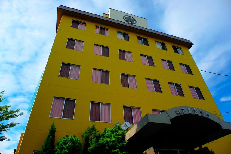 Aso Uchinomaki Onsen Gogaku Hotel, Aso