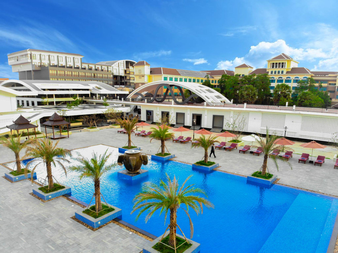 Pacific Premier Resort & Spa, Siem Reab