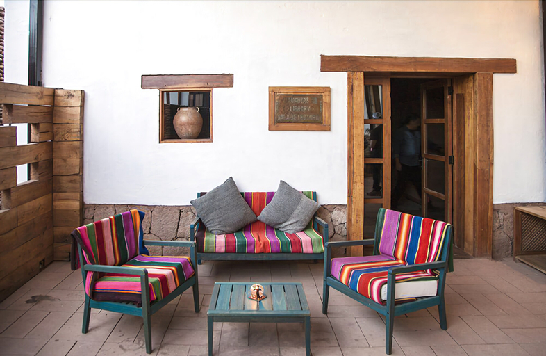 Terrantai Lodge, El Loa
