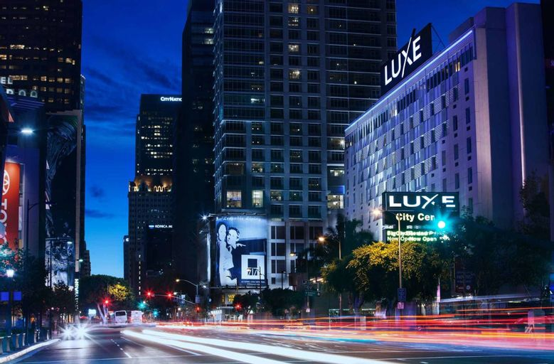 Luxe City Center Hotel, Los Angeles