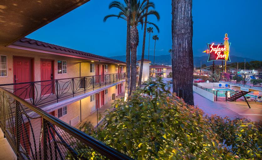 Safari Inn, a Coast Hotel, Los Angeles