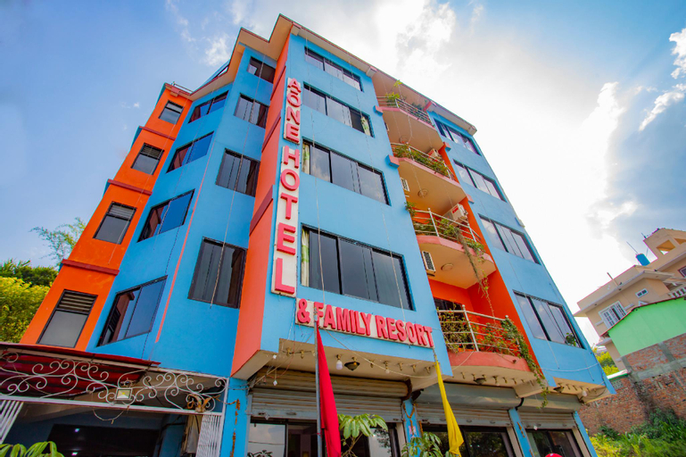 SPOT ON 425 A-one Hotel, Bagmati