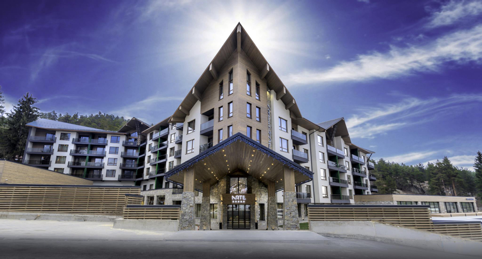 Arte Spa & Park Hotel, Velingrad