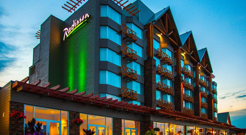 Radisson Hotel & Convention Center Edmonton, Division No. 11