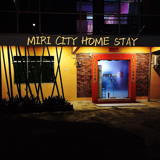 Miri City Homestay Luakbay, Miri