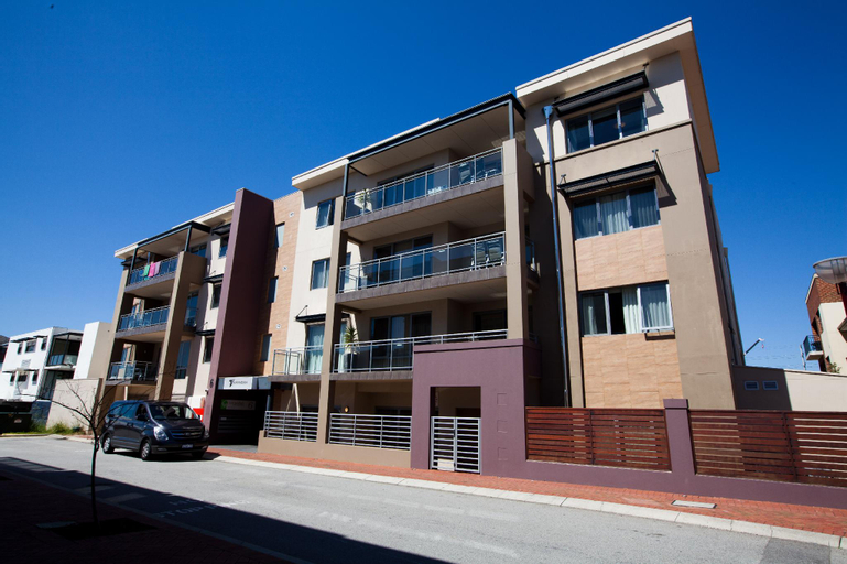 Verandah Apartments, Vincent