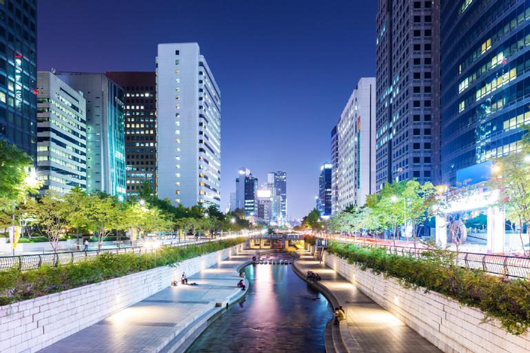 Kpop Residence Myeongdong¥¢, Jongro