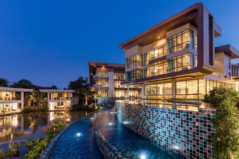 Na Tree Tara Riverside Resort, Bang Khon Ti