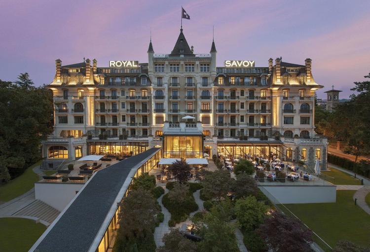 Royal Savoy Lausanne, Lausanne