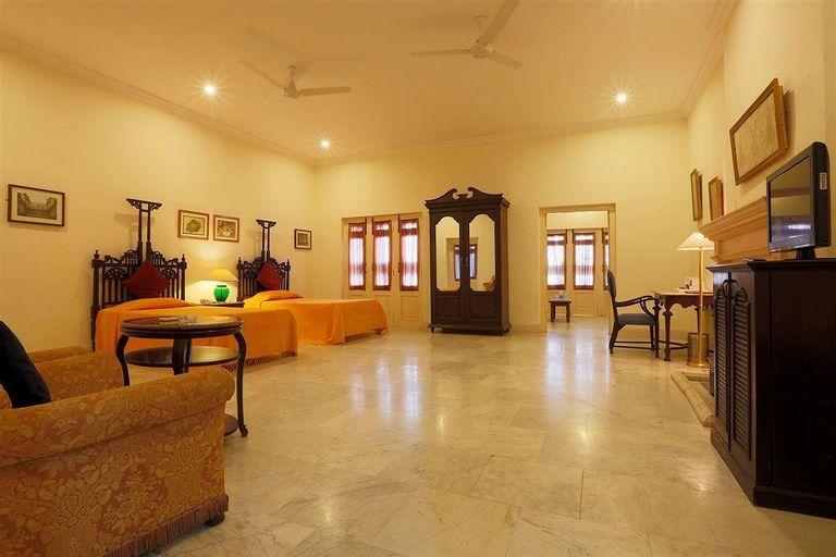 The Lallgarh Palace - A Heritage Hotel, Bikaner