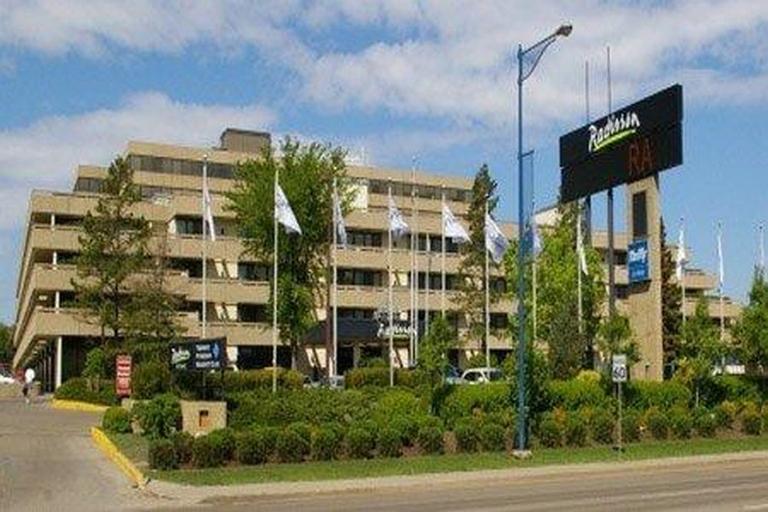 Radisson Hotel Edmonton South, Division No. 11