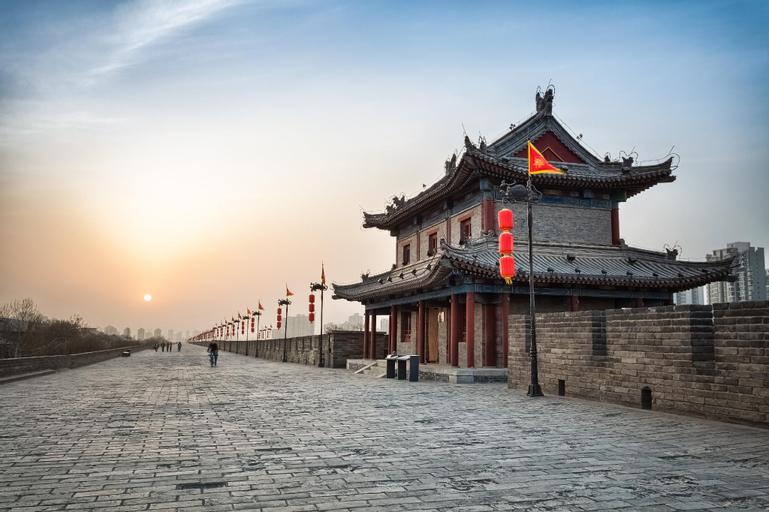 Xana Hotelle (Gong IP Xi'an Bell Tower), Xi'an