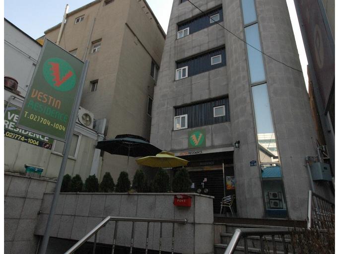 Vestin Residence Myeongdong, Jung