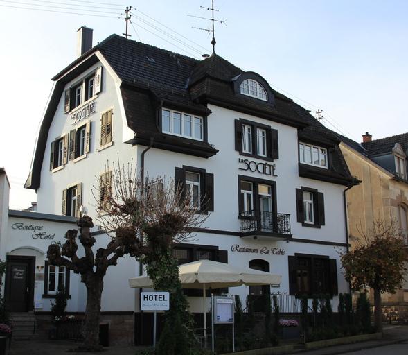 Boutique Hotel Socièté, Baden-Baden