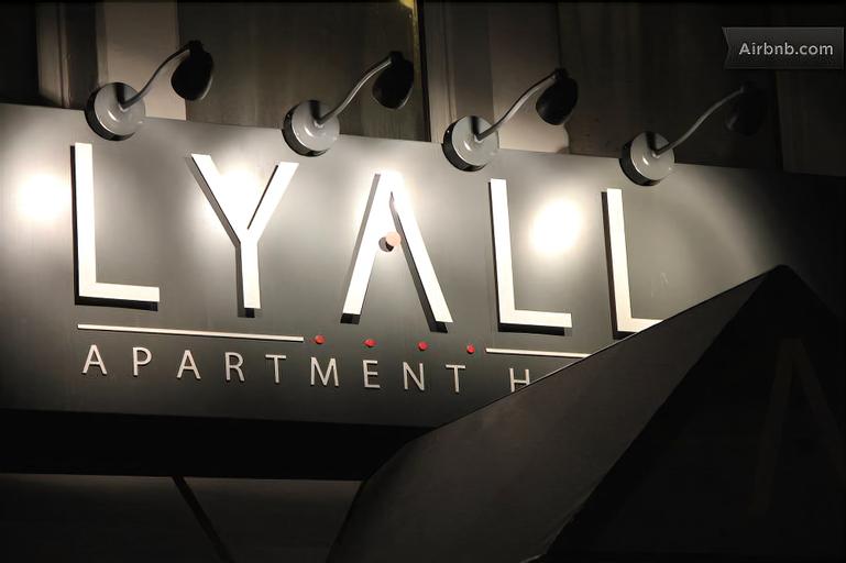 Lyall Apartment Hotel, London