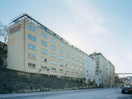 Scandic Sjöfartshotellet, Stockholm