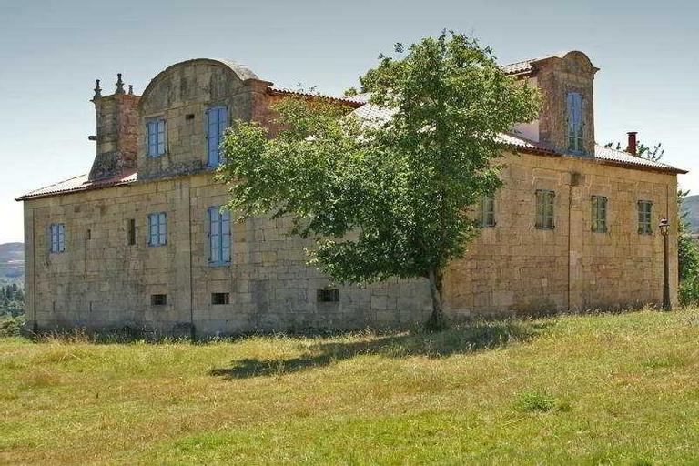 Pazo Barbeiron, Ourense