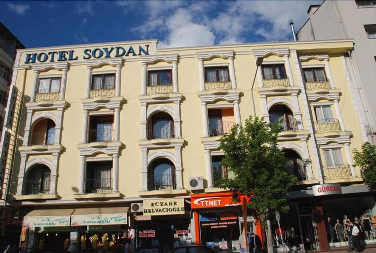 Hotel Soydan, Merkez