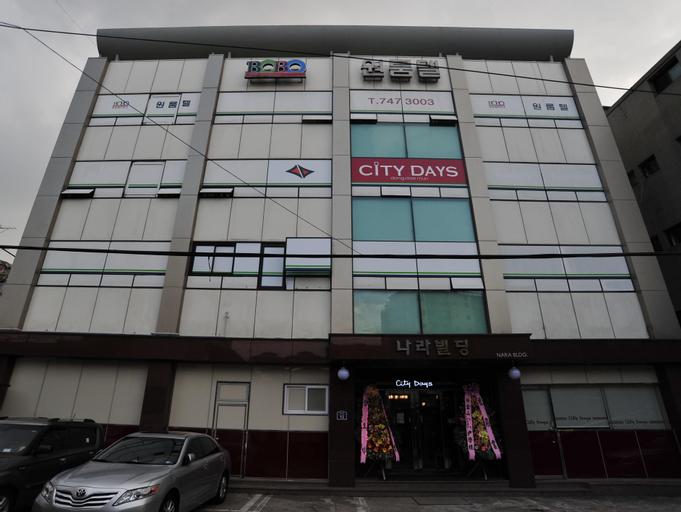 Global Inn Seoul Dongdaemun City Days Inn, Seongbuk