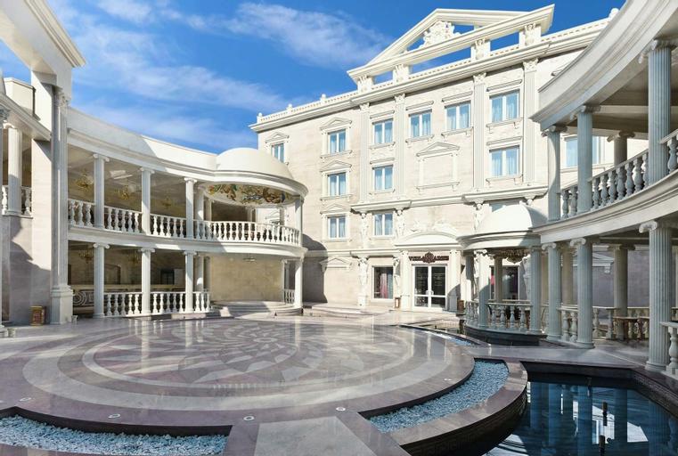 Villa Arte, Vladivostok gorsovet